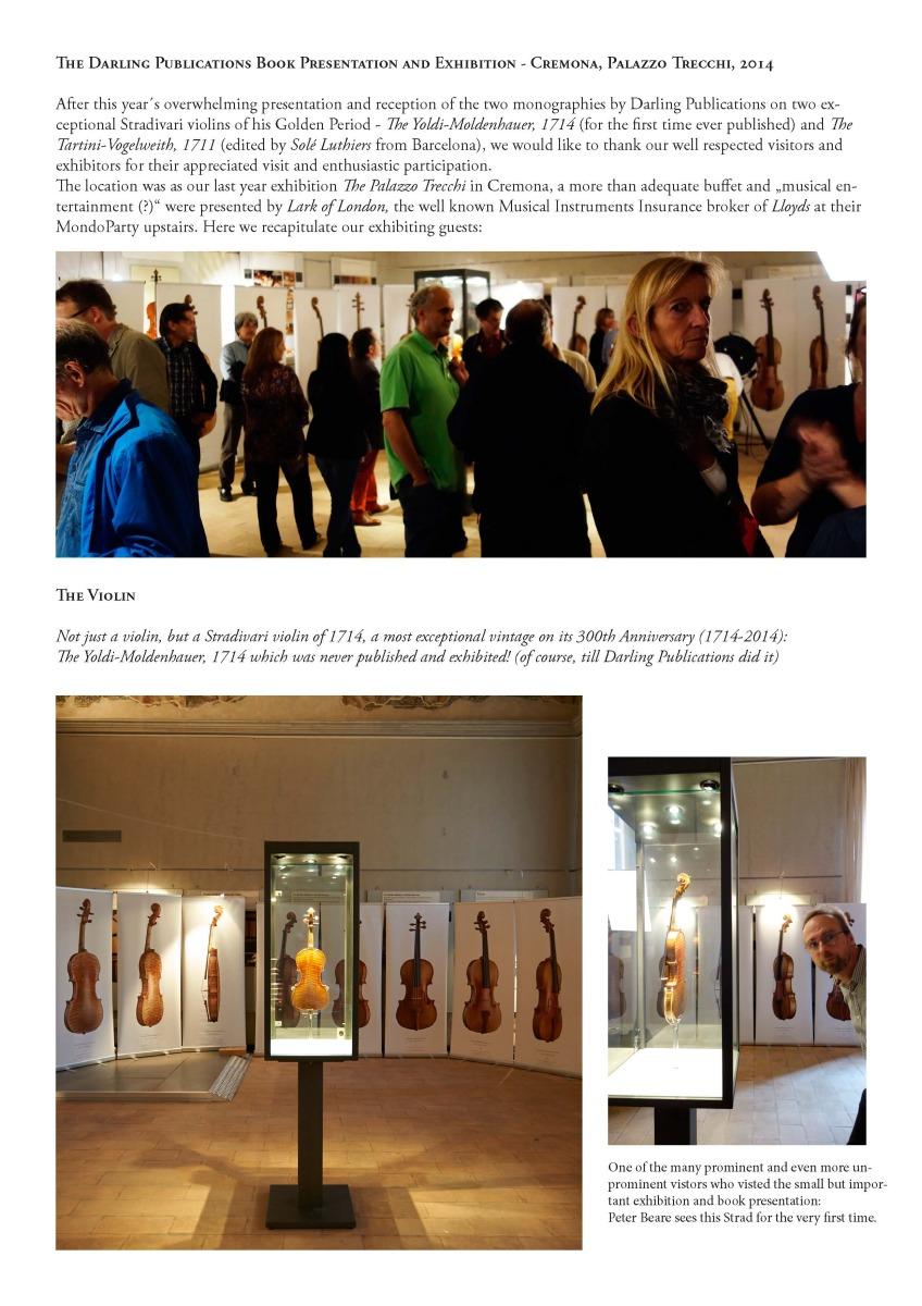 Darling Publications Cremona 2014 3