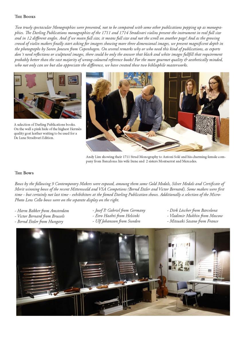 Darling Publications Cremona 2014 4