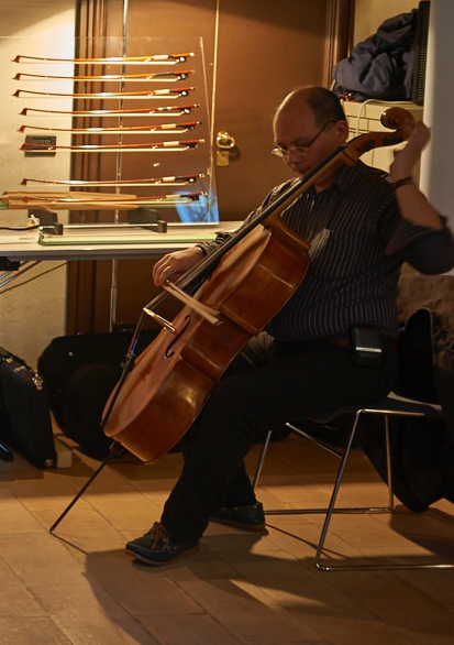 cello cremona 2014